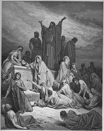 The Plague of Jerusalem
