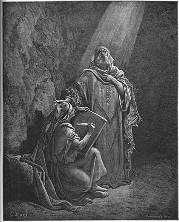 Baruch Writes Jeremiah